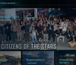 Photo due groupe durant un Bar Citizen, événement dédié à Star Citizen